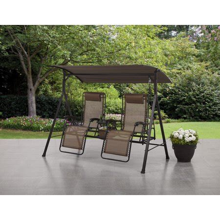 anti gravity swing mainstays big and zero gravity outdoor reclining