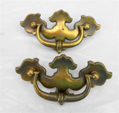 antique brass pulls antique dresser handles dresser swing handles dresser