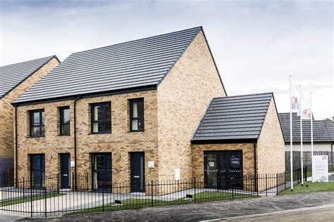 Mba Home Show Perth by New Muirton Show Home Unveiled In Perth Scottish Housing