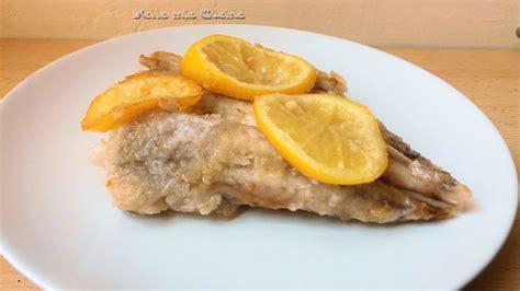 cucinare la rana pescatrice al forno rana pescatrice al limone miriam nella cucina