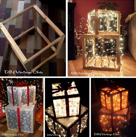 outdoor lighted christmas presents fun finds friday including christmas fun food craft