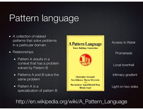pattern language for microservices microservices pattern language microxchg microxchg2016