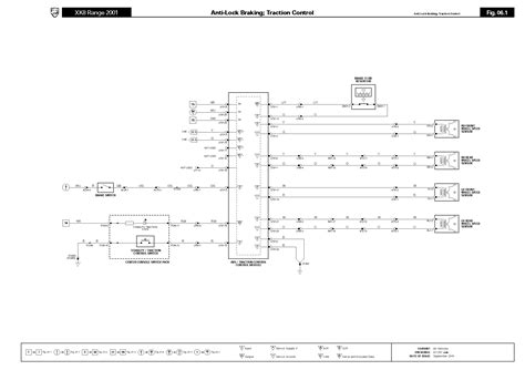jaguar x type abs wiring diagram cars and motorcycles