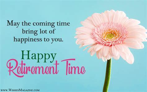 happy retirement wishes wishes magazine
