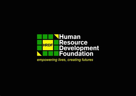 design by humans profit non profit logo design for human resource development