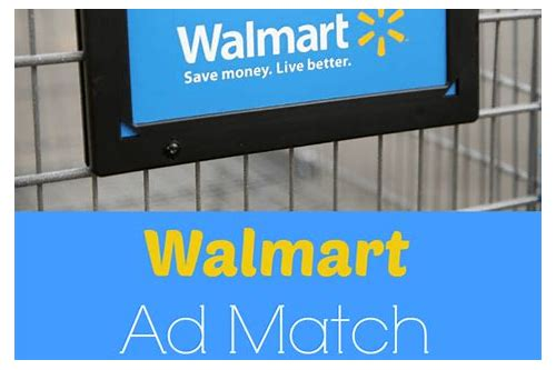 walmart coupon policy price match