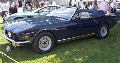aston martin volante v8 file aston martin v8 volante dk blue jpg wikimedia commons