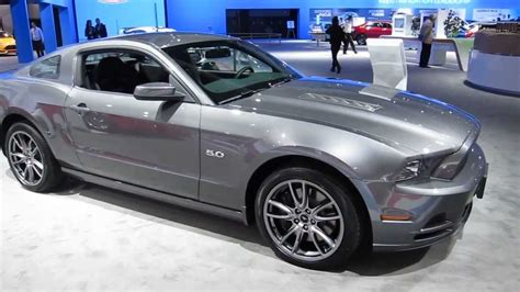 Mustang La Auto Show by 2013 Ford Mustang 5 0 La Auto Show 2012 By Krekila Youtube