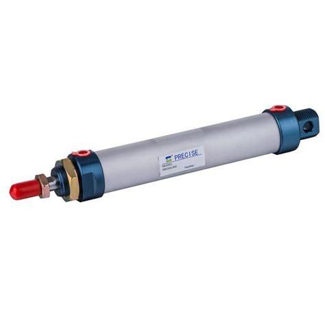 Air Cylinder Mal 20 X 100 Silinder Hidrolik Hydraulic Pneumatic 16mm bore 215 100mm stroke m5 acting air cylinder