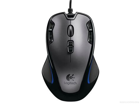 Mouse Gaming Logitech G300 logitech g300 9 button gaming mouse