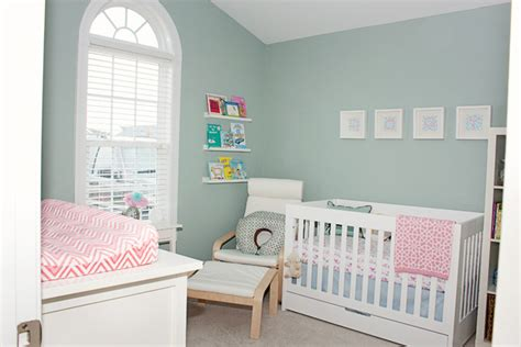 rory s light and cheerful nursery project nursery