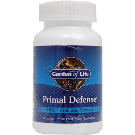 Garden Of S Probiotic Review Garden Of Primal Defense Hso Probiotic Formula 90 Caplets