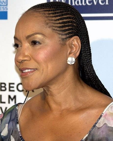 braid styles for black middle age women hairstyles like braids