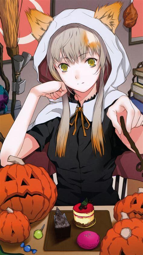 wallpaper anime for iphone 6 halloween 2014 anime iphone 6 plus wallpaper 1080x1920