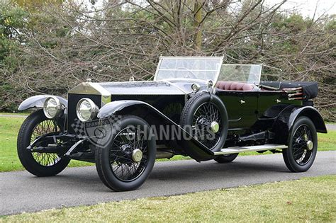 1920 rolls royce silver ghost sold rolls royce 40 50hp silver ghost tourer auctions