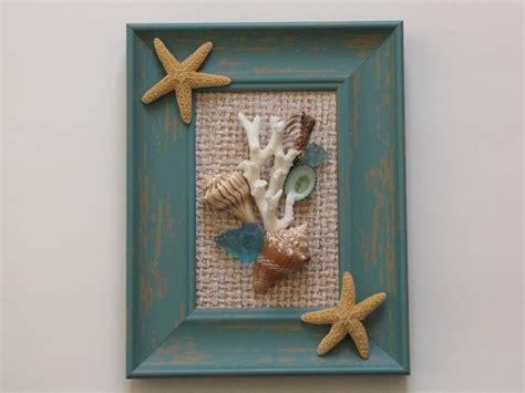 framed wall and decor seashell wall decor framed seashell wall decor