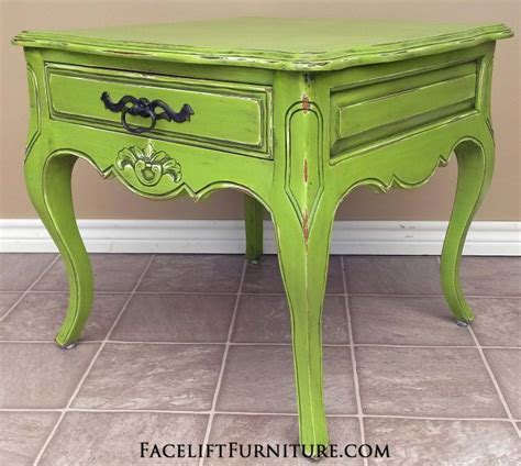 Furniture Green by Lime Green Refinished Furniture Facelift Furniture