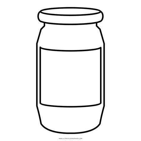 imagenes para colorear jarra dibujo de frasco vac 237 o para colorear ultra coloring pages