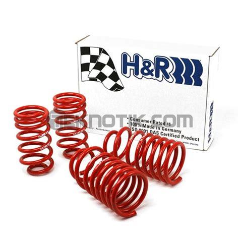h r lowering springs h r race lowering springs teknotik
