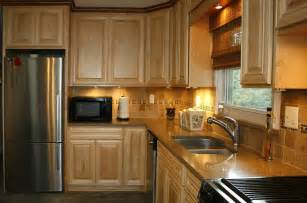 kitchen paint ideas with maple cabinets s design works