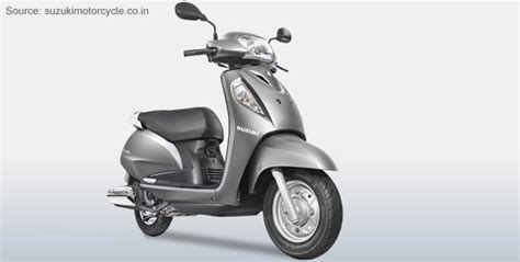 Suzuki Scooters New Launch Suzuki To Launch All New Access 125 In India On March 15