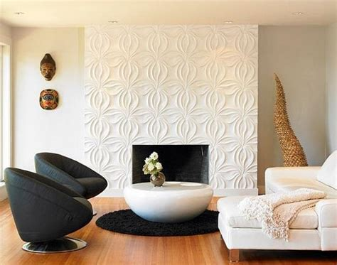 Decorative Wall Panels Adding Chic Carved Wood Patterns To | decorative wall panels adding chic carved wood patterns to