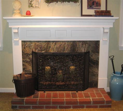 Fireplace Mante by J I Murphy Co Custom Woodworking Fireplace Mantels