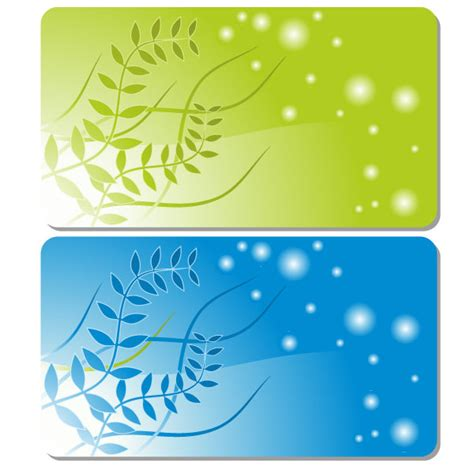 Business Card Background Free Templates by Floral Business Card Template Vector Free