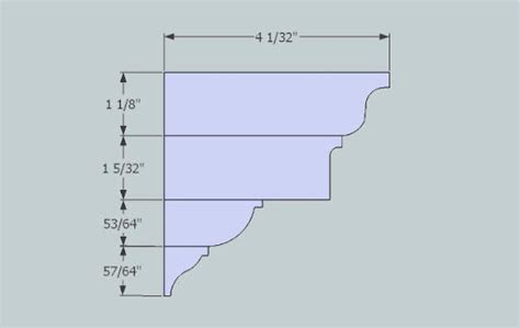 cornice dimensions design considerations for my crown molding jeff