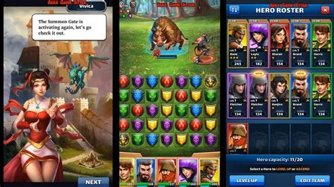 download game heroes charger mod apk empires puzzles rpg quest v1 10 4 mod apk axeetech