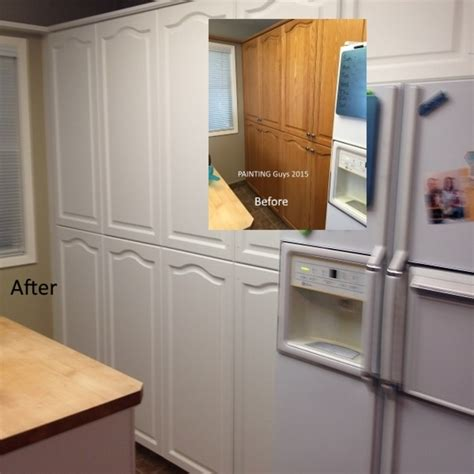Vinyl Kitchen Cabinet Paint Painting Vinyl Wall Cove Base Painting