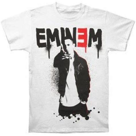 Eminem 10 Mens T Shirt by Slim Shady Reviews Shopping Slim Shady