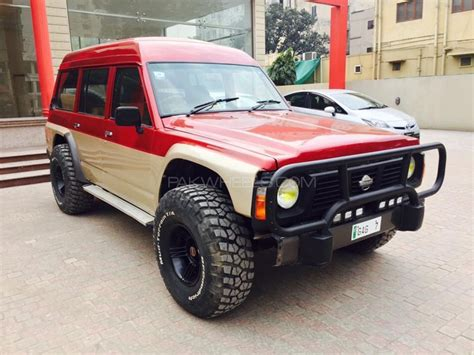 nissan patrol 1990 road nissan patrol 4 2 sgl 1990 for sale in lahore pakwheels