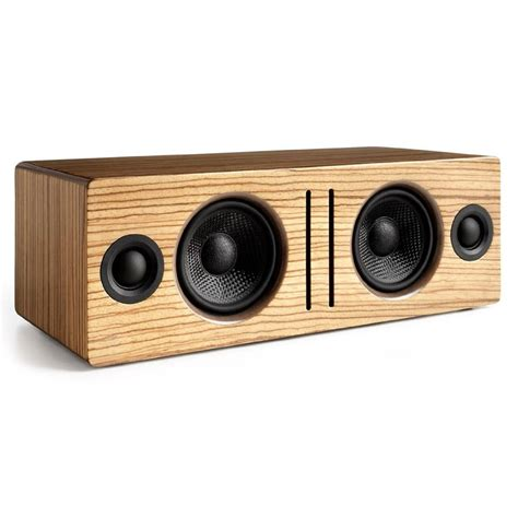 New Wireless Speaker Bluetoot Ws 1515bt new audioengine b2 bluetooth speaker zebrawood