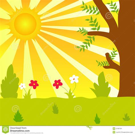 sun l for plants sun and plants stock illustration image of forest black