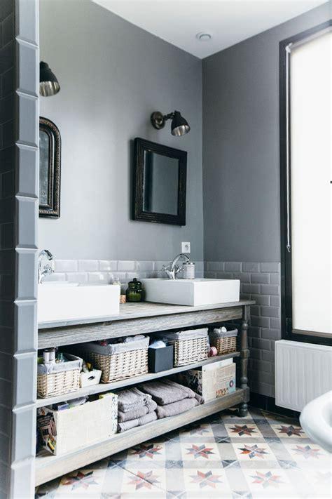 Salle De Bain Carreaux Ciment by Bathroom Salle De Bains Carreaux Ciment Bathroom