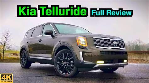 2020 Kia Telluride Review by 2020 Kia Telluride Review Drive Kia Ko S The