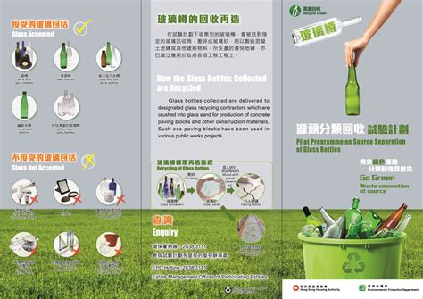 design for environment video glass bottle recycling programmes for housing estates