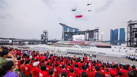 national day 2017 how much does the national day parade cost the singapore taxpayer