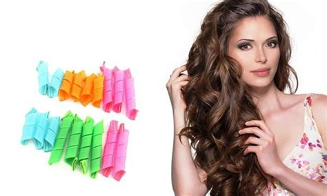 Hair Curlers For Hair Uk by Magic Hair Curlers Groupon