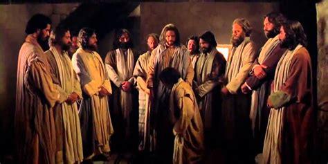 imagenes de jesus bendiciendo 10 el llamamiento de los primeros doce ap 243 stoles youtube