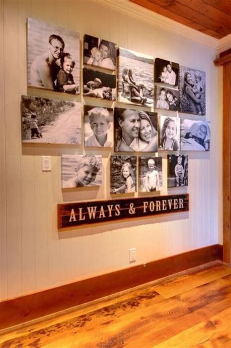 where to display family photos family photo canvas for a personalized home experience
