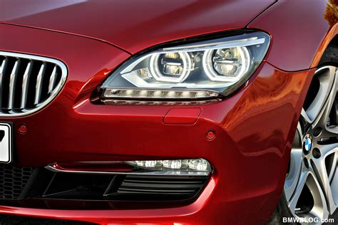 car lights quot dynamic light spot quot bmw innovations in vehicle lights
