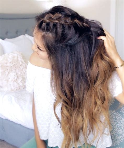 cute hairstyles overnight 1000 ideas about overnight braids on pinterest