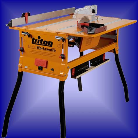 Triton Workcentre Stand Router Saw Table Bench Wca201 Ebay