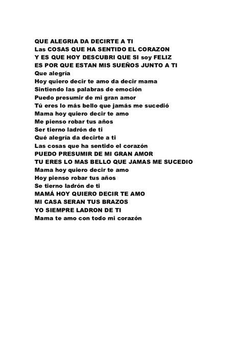 Canci De Mama | canciones para la mama