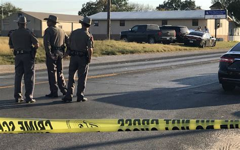 Shooting In Tx Says Guns Not To Blame For Church Shooting
