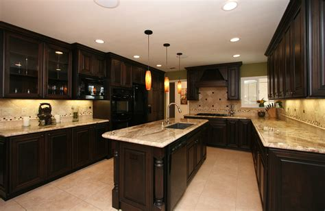 granite countertop best cream color for kitchen cabinets kitchen enchanting ideas ivory cabinets brown tiles grey