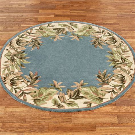 tropical accent rugs tropical border round area rugs paradise border tropical area rugs