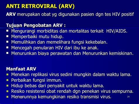 Berapa Obat Arv Untuk Hiv askep kelg dgn hiv
